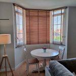 persiana de madera para miradores