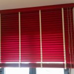 Veneciana color rojo